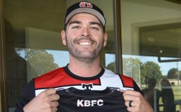Saints Keen For Action