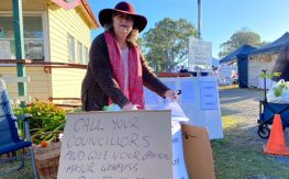 Water Petition Draws 500 Signatures