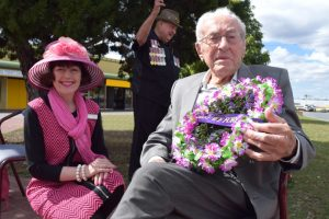 Service Salutes Memories Of WWII
