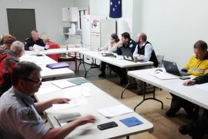 Work Continues On Disaster Plan