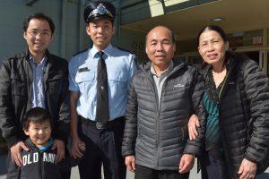 Police Pride Shines In Murgon