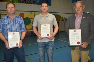 Bravery Of Fire Heroes Recognised