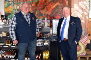 Mayor Embraces Tourism Deal