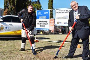 RSL's Welfare Dream Comes True