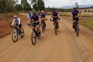Top Effort By Relay Riders