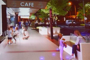 Final Streetscape Plans Unveiled