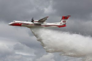 Water Tanker Joins Bushfire Fleet