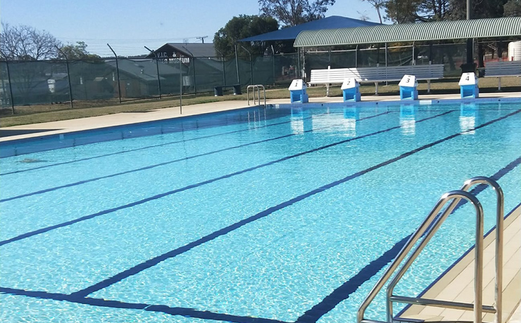 Pools Reopen After Winter