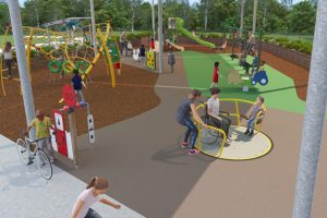 Sneak Peek At Playground Plans