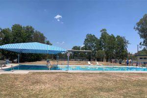 Pool Work Starting Soon