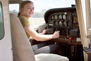 Megan's Flying High With TAFE