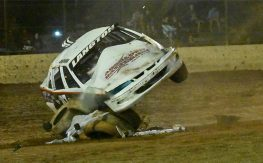 Action Takes Off At Speedway