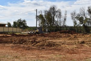 Work Starts On Fire Station