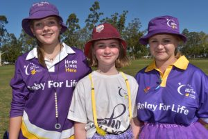 Students Keep 2020 Relay Alive