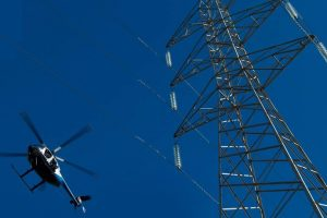 Choppers To Buzz Powerlines