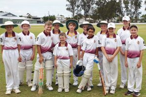 Under 12s Shine In Maryborough