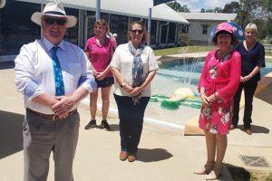 Councillors Discuss Pool Upgrades