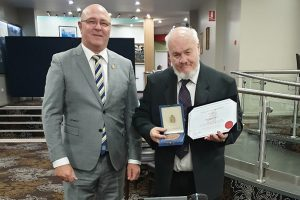 Don Presented With National Award