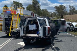 Six Injured In Collision