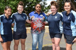 Yarning Makes A Difference