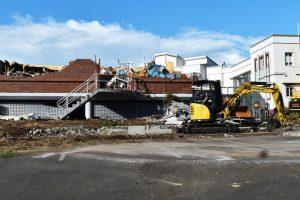 MP Queries Hospital Demolition