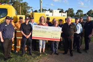 Boost For Local Firies