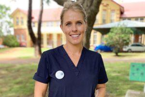 Graduate Nurses Join Hospital