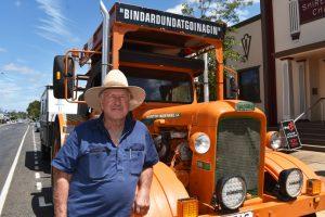 Steve's Tractor Trekking In Style