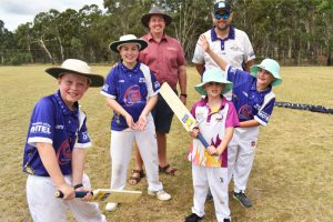 New Stage For Young Cricketers