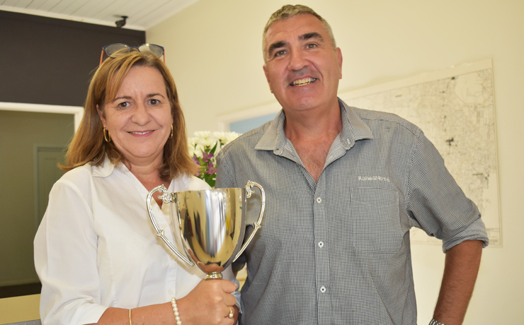 Kingaroy Agency Tops The State