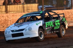 Local Heroes Reign On Track