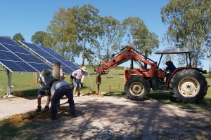 RACQ Helps Out At Boondooma