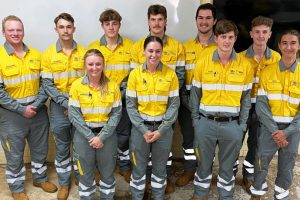 New Faces Join Ergon