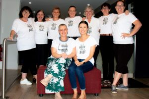Staff Take A Stand Against Bullying
