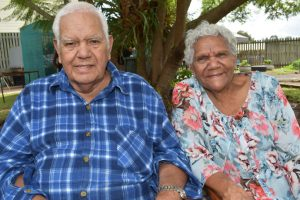 Elders Celebrate Diamond Day