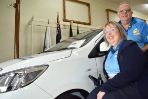 Rotarians Are Rolling Into Kingaroy