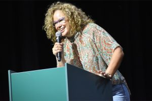 AM Award For Leah Purcell