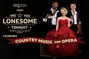 Concert Will Feature Opera, Country