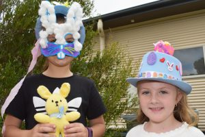 Hats On For Proston's Easter
