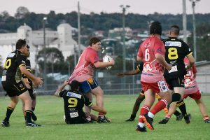 Kingaroy Red Ants Score At Home