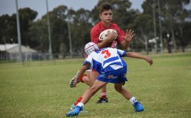 Tommy Stars In Under 14s