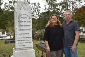 Grave Day For Pioneer Family