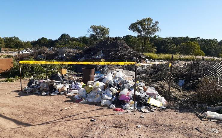 Councils Target Illegal Dumpers