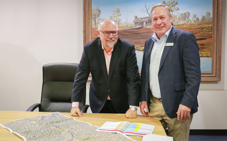 Western Downs CEO Resigns