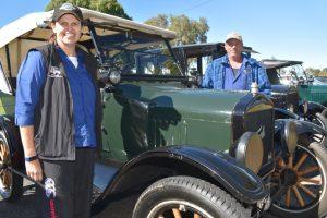 'T Party' Visits South Burnett