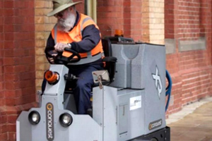 Council Considers Clean Sweep