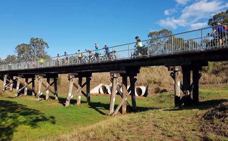 Rail Trail Decision Deferred