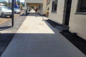 Yarraman Footpath Upgraded