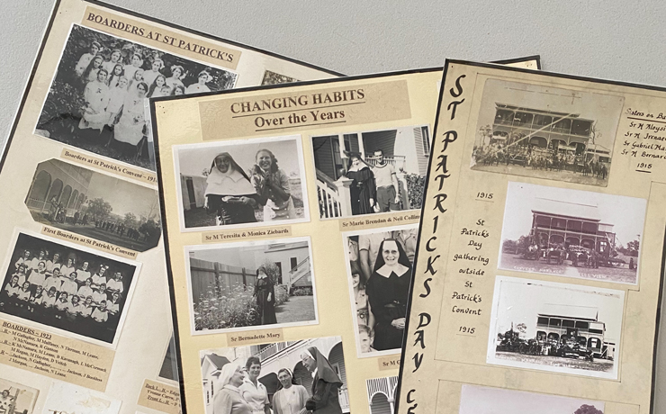 Thieves Steal Historic Photos