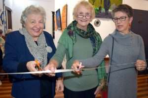 Crafty Exhibition Draws A Crowd